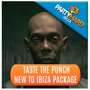 Taste the Punch Ibiza Package